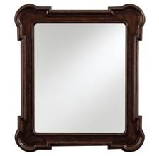European Farmhouse-Captain's Fluted Edge Mirror