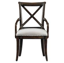 European Farmhouse-Fairleigh Fields Host Chair