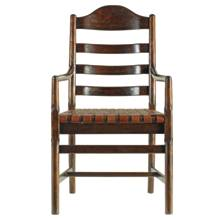 Artisan-Ladderback Arm Chair