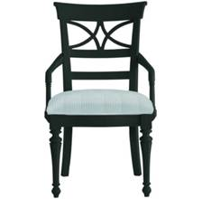 Coastal Living Cottage-Sea Watch Arm Chair