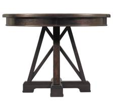 Modern Craftsman-Red House Revival Table