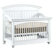 Built To Grow Laurels Crib -Starlight-Standard